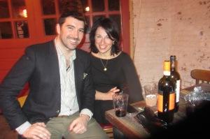 Riccardo and Jo!