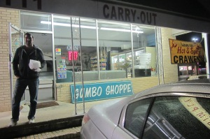 The Gumbo Shoppe.