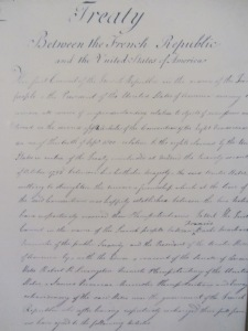 Even in 1803, 50 million francs for Louisiana was a pretty sweet deal.