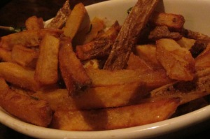As you know, potatoes fried in duck fat are vastly superior to all other potatoes.