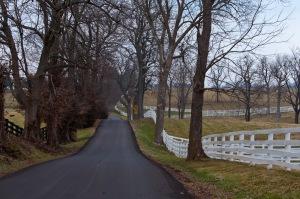 Take me home, country roads. (Photo by Riccardo)