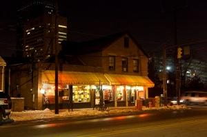 Katzinger's Delicatessen of Awesomeness in Columbus, Ohio. (Photo by Riccardo)