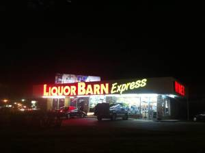 This place looks great, but I'd rather stock up for my parties here, rather than at a sterile, monopolistic, corrupt provincial liquor commission with extremely limited selection, within designated hours and at exorbitant prices.