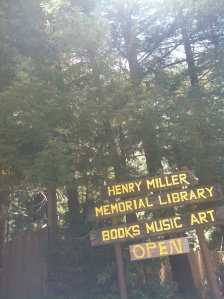 Books, music, art, aging hippies.
