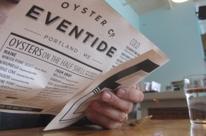 Eventide Oyster Co. - home of a heavenly brown butter lobster roll.