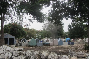 A boneyard near Valladolid.
