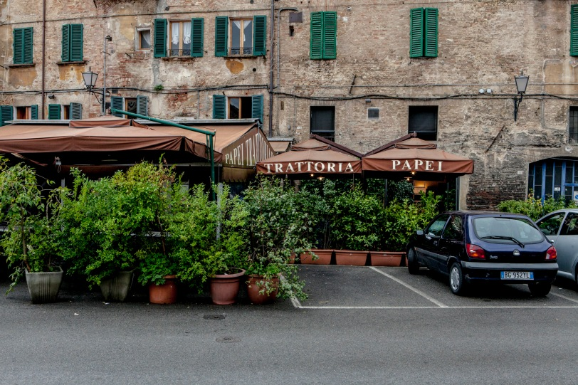 Trattoria Papei - A fantastic spot for lunch.