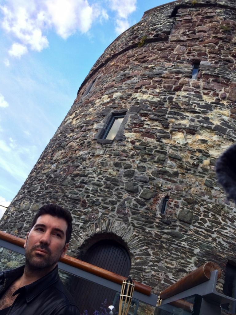 Reginald Tower - no big deal.