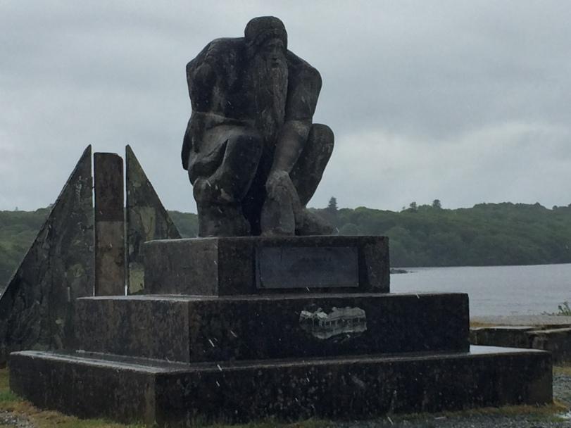 The mystical Connemara Giant